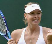Sharapova reaparecerá en un Grand Slam tras 18 meses