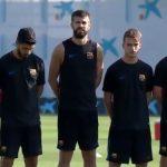 La camiseta que vestirá Barcelona en homenaje a las víctimas