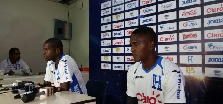 Optimismo en la Selección de Honduras para el juego ante Trinidad