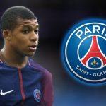 OFICIAL: Mbappé ya es futbolista del PSG