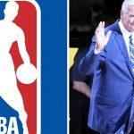 ¿De quién es la silueta de la persona que sale en el logotipo de la NBA?