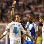 Real Madrid apelara la segunda amarilla a Sergio Ramos