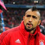 Vidal: «No me iré del Bayern hasta que gane la Champions»