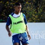 Tenerife solicita que Bryan Acosta se incorpore después a la Selección Nacional