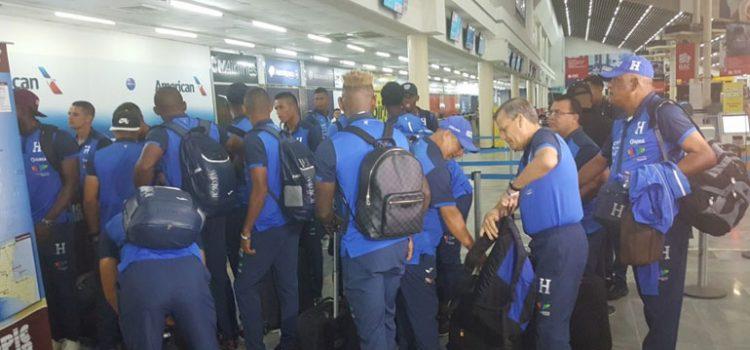Pinto y sus muchachos madrugaron hoy a Trinidad y Tobago