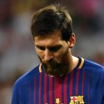 Messi, triste por el atentado en Barcelona