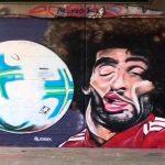 La foto viral de Fellaini se convierte en un mural en Australia