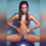 Bailarina argentina tiene fantasías con Messi