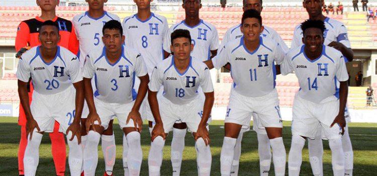 La Sub-17 de Honduras le gana a Costa Rica en amistoso