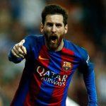 Con este gol Messi rompió su maldición ante Buffon