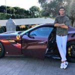 El nuevo y exclusivo coche de Cristiano Ronaldo