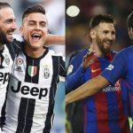 Champions League : Barcelona y Juventus se vuelven a ver las caras