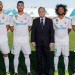 Benzema será el cuarto capitán del Real Madrid