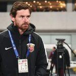 Insultar a un árbitro en Asia le costó 14 mil dólares al técnico Villas-Boas