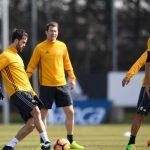 Juventus con cinco bajas para enfrentar al Barcelona