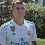 Kroos: «El futuro es brillante en el Real Madrid»