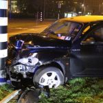 Sergio Agüero sufre fuerte accidente de transito