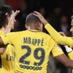 Asi fue el primer gol de Mbappé con el PSG