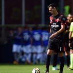 Sampdoria sorprende y le gana al AC Milán