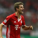 Müller anotó su gol 100 en Bundesliga