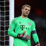 Manuel Neuer no volverá a jugar hasta enero