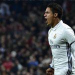Otra renovación en el Real Madrid: Varane firma hasta 2022