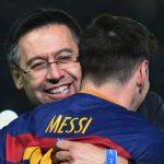El presidente del Barcelona sería el principal obstáculo para que Messi firme