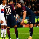 Neymar deja de seguir en Instagram a Cavani