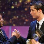Pelé felicita a Cristiano Ronaldo por superarlo en goles