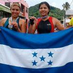 Honduras gana plata y bronce en triatlón centroamericano
