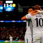Harry Kane la figura del sorpresivo triunfo del Tottenham ante Borussia Dortmund