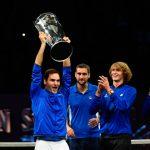 Europa se coronó campeón de la Laver Cup 2017