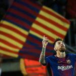 Barcelona golea al Eibar con cuatro goles de Messi