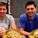 El hermano de Messi se burló de la derrota del Real Madrid