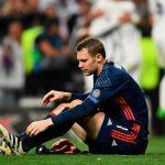 Portero Manuel Neuer vuelve a lesionarse