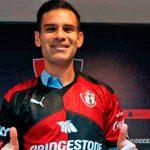 Rafa Márquez entrena nuevamente con el Atlas