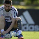 ¿Qué hizo Lionel Messi en su noche libre?