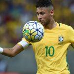 Neymar mostro su magia en Bolivia