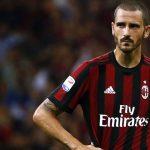 La prensa tacha a Bonucci como un fichaje nefasto para el AC Milán