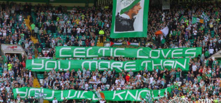 Celtic, mejor afición del 2017