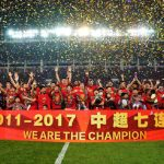 Guangzhou campeón de la Superliga China