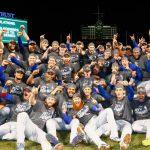 Los Dodgers a la Serie Mundial, 29 años después