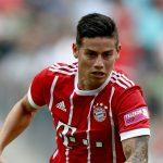 James Rodríguez podría dejar el Bayern Munich en enero