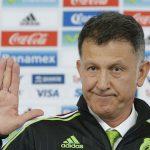 México ratifica a Juan Carlos Osorio para el Mundial