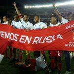 Fiesta nacional en Panamá por la clasificación al Mundial
