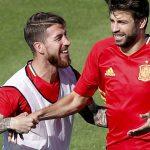 Piqué: «Es mentira que me llevo mal con Sergio Ramos»