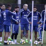 Así jugaría Argentina hoy ante Perú