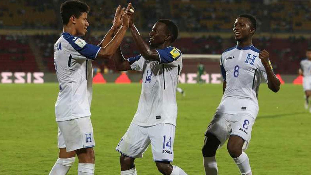 Selecciones de Concacaf no la pasan bien en el Mundial Sub-17