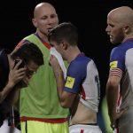 Estados Unidos no podrá estrenar su camiseta en el Mundial