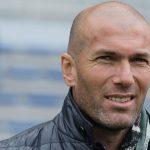 """Zidane: """"¿Entrenar al Barcelona? Yo tengo el corazón blanco"""""""